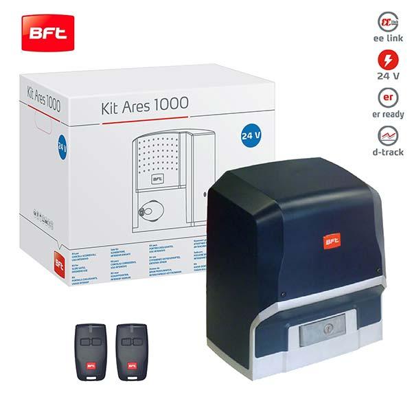 Автоматика для откатных ворот Bft — ARES BT А 1000
