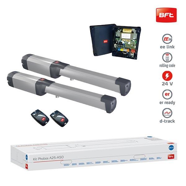 Комплект линейного привода BFT PHOBOS BT A25 KIT